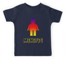 Minifig [Rainbow 2]  Kids Tee