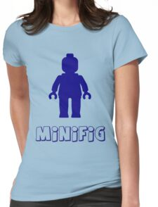 Minifig [Dark Blue]  T-Shirt