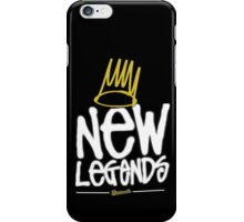 Dreamville - New Legends (White Font) iPhone Case/Skin