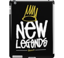 Dreamville - New Legends (White Font) iPad Case/Skin