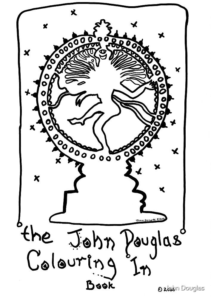 Indian Statue by John Douglas