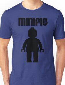 Minifig [Black]  Unisex T-Shirt