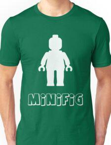 Minifig [White] T-Shirt