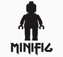 Minifig One Piece - Short Sleeve
