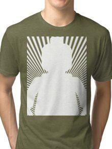 VORTEX MINIFIG Tri-blend T-Shirt