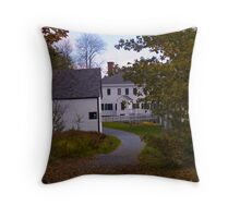 Fall in Nova Scotia Throw Pillow