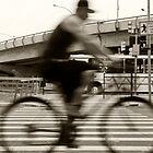 An Henri Cartier-Bresson Moment... by Nando MacHado