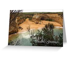 Loch Ard Gorge Greeting Card