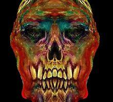 skull thuggery by rottenhensteeth