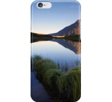 Mountain Mirror iPhone Case/Skin