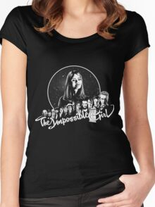 The Impossible Girl Women's Fitted Scoop T-Shirt