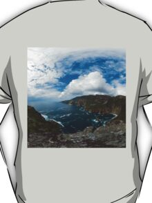 Bunglas - Highest Sea Cliffs in Europe? T-Shirt