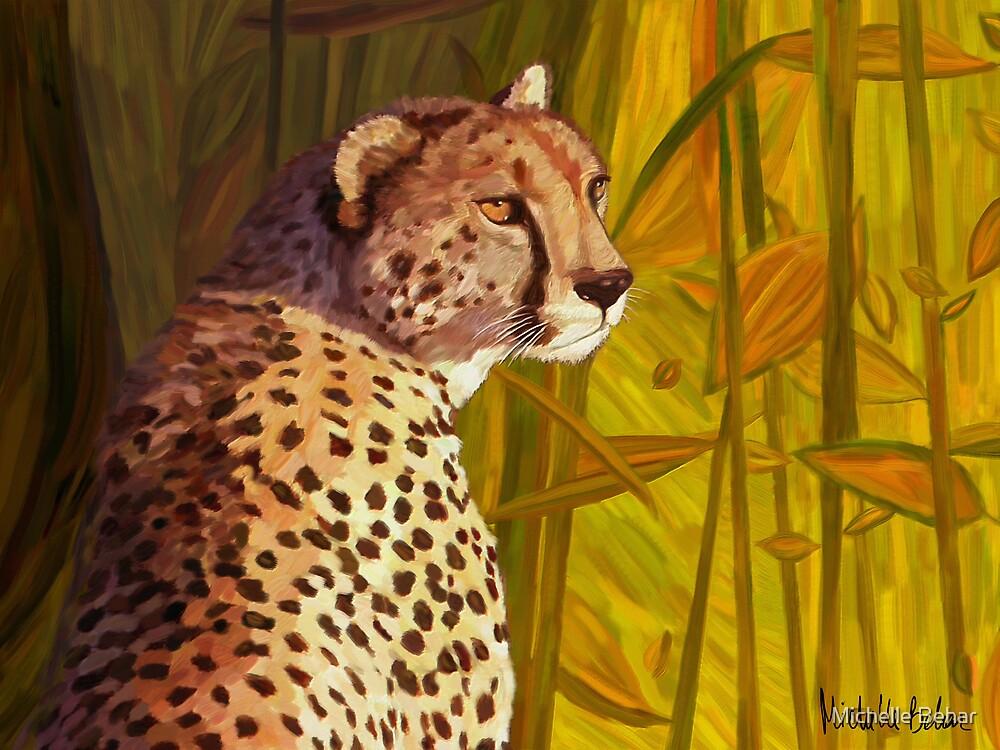 Cheetah by Michelle Behar