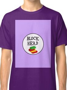 BLOCK HEAD Classic T-Shirt