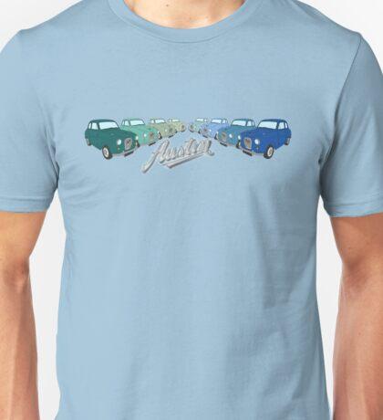 Austin A35 - Meet, Rally, Event Unisex T-Shirt