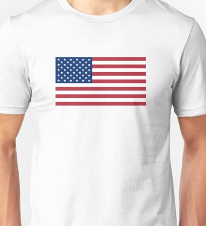 U.S. Flag: Old Glory Unisex T-Shirt