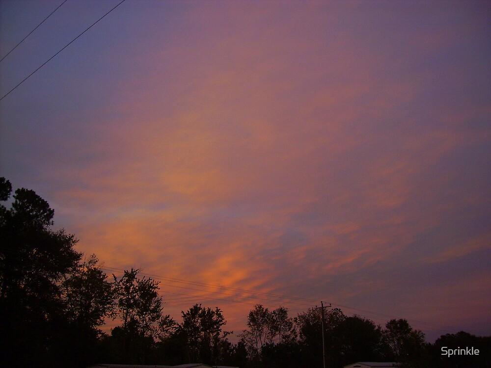 Sherbert Skies by Sprinkle