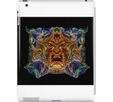 SILENCE TO VIOLENCE iPad Case/Skin