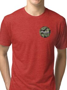 Tropical vibes Tri-blend T-Shirt