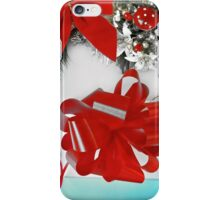Christmas gift, New Year  iPhone Case/Skin