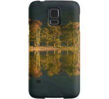 Reflected Pines Samsung Galaxy Case/Skin
