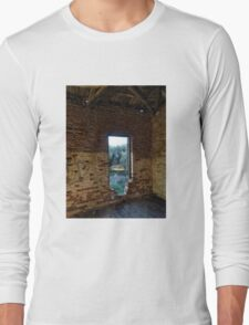 A View to the Olive Grove Long Sleeve T-Shirt