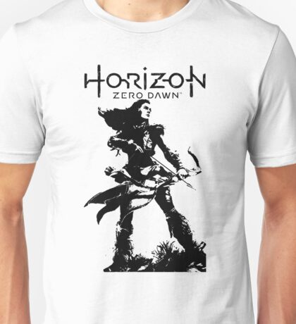 Weathered Aloy Horizon Zero Dawn 2 Unisex T-Shirt