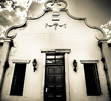 Cape Dutch House  by IamPhoto
