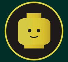 MINIFIG HAPPY FACE by Customize My Minifig