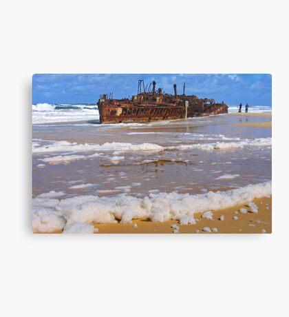 The Maheno Canvas Print