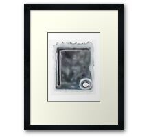 Untitled Man Made (DARK) 2014 Framed Print