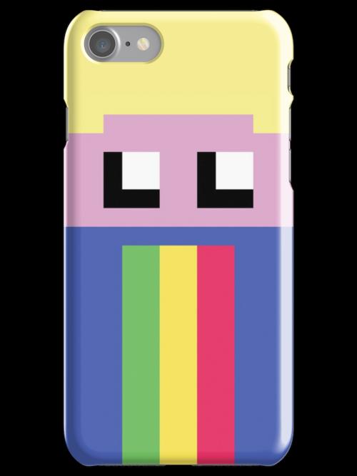 Adventure Time 8-bit Sprite Lady Rainicorn by d13design