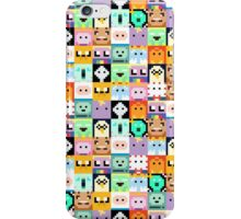 Adventure Time 8-bit Sprite Faces iPhone Case/Skin