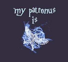 my patronus is... Women's Fitted Scoop T-Shirt