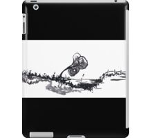 0019 - Brush and Ink - Old Farmstead iPad Case/Skin