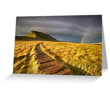 Pen Y Ghent II Greeting Card