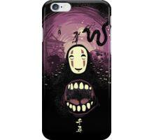 Spirit nightmare (chihiro) iPhone Case/Skin