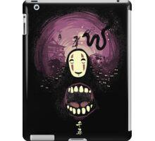Spirit nightmare (chihiro) iPad Case/Skin