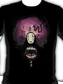 Spirit nightmare (chihiro) T-Shirt