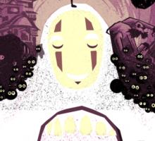 Spirit nightmare (chihiro) Sticker