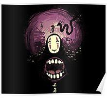 Spirit nightmare (chihiro) Poster