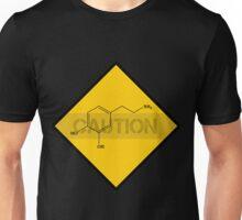 Chemistry Caution Signs Dopamine Unisex T-Shirt