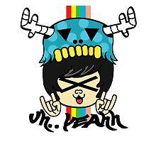 Mochi Character Design by eduwar