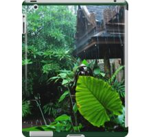 Rainy day Thailand iPad Case/Skin