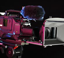 Video Camera by John  Kovacs