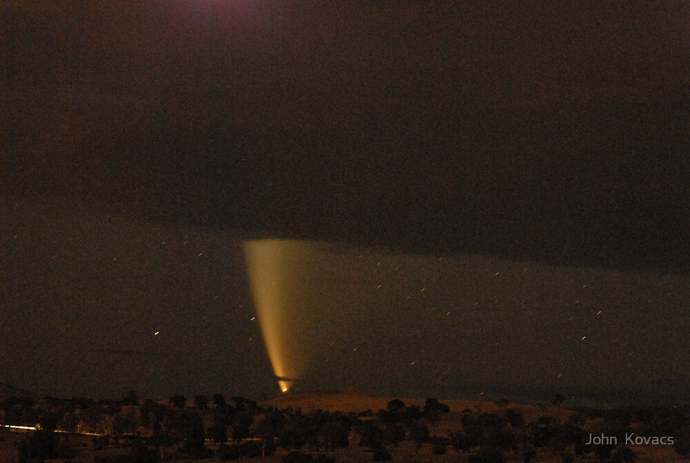 Comet Mc Naught No2 by John  Kovacs