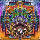 Desert Life Mandala P by paxempire