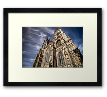 Northern Cathedral Framed Print