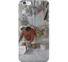 grey - gris iPhone Case/Skin