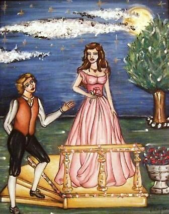 Romeo & Juliet by vivianne